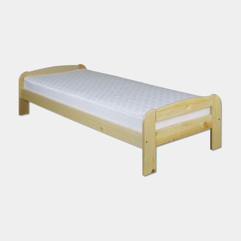 Drevená posteľ LK122
