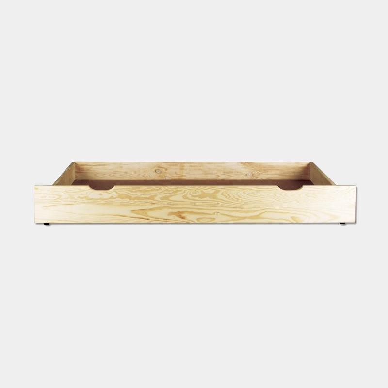 Zásuvka k dreveným posteliam šírka 197 cm